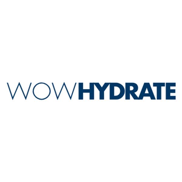 WOW Hydrate Logo